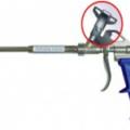 Пистолет для монтажной пены WS 9066