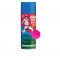 Эмаль аэрозольная флюоресцентная №106 розовая ABRO MASTERS  473мл 1/12 (SPF-106)