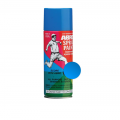 Эмаль аэрозольная флюоресцентная №105 синяя ABRO MASTERS  473мл 1/12 (SPF-105)