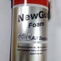Пена монтажная профессиональная Penosil New Gun 500 мл. всесезонная, выход до 30л. (-10С + 30С) 1/12