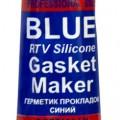 Герметик прокладок (синий) 32 г ABRO MASTERS (5шт/пакет; 45шт/коробка) (10-AB-CH-32)