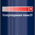 Пена огнеупорная профессиональная Penosil Premium Fire Rated Gunfoam B1 750 мл Эстония 1/12
